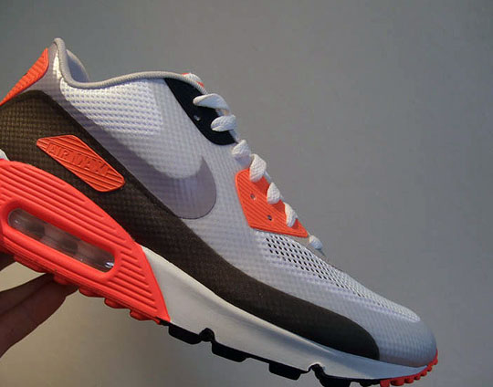 Nike Air Max 90 Hyperfuse 'Infrared' | LEIC IS MORE